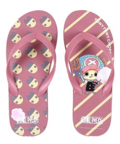 Casual Slippers Babouche Sandals Slides Unisex Cartoon Anime Group Luffy One-Piece
