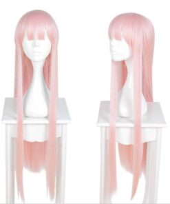 Cosplay Wig Hair Synthetic-Hair Anime 02 Women IN FRANXX Pink Zero DARLING
