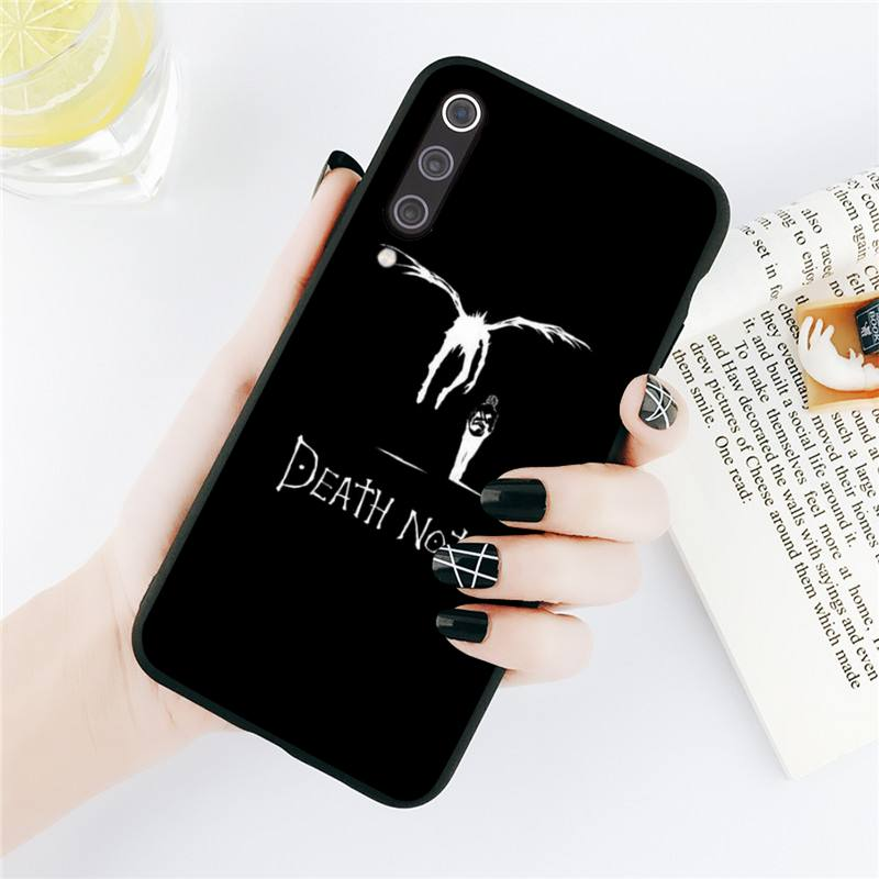 death note Japan Anime Manga funda hull coque shell cover Phone Case For Xiaomi Redmi